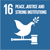UN16 - Peace, justice and strong institutions