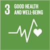 UN3 - Good health and well-being