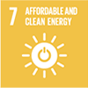 UN7 - Affordable and clean energy