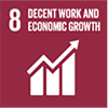 UN8 - Decent work and economic growth